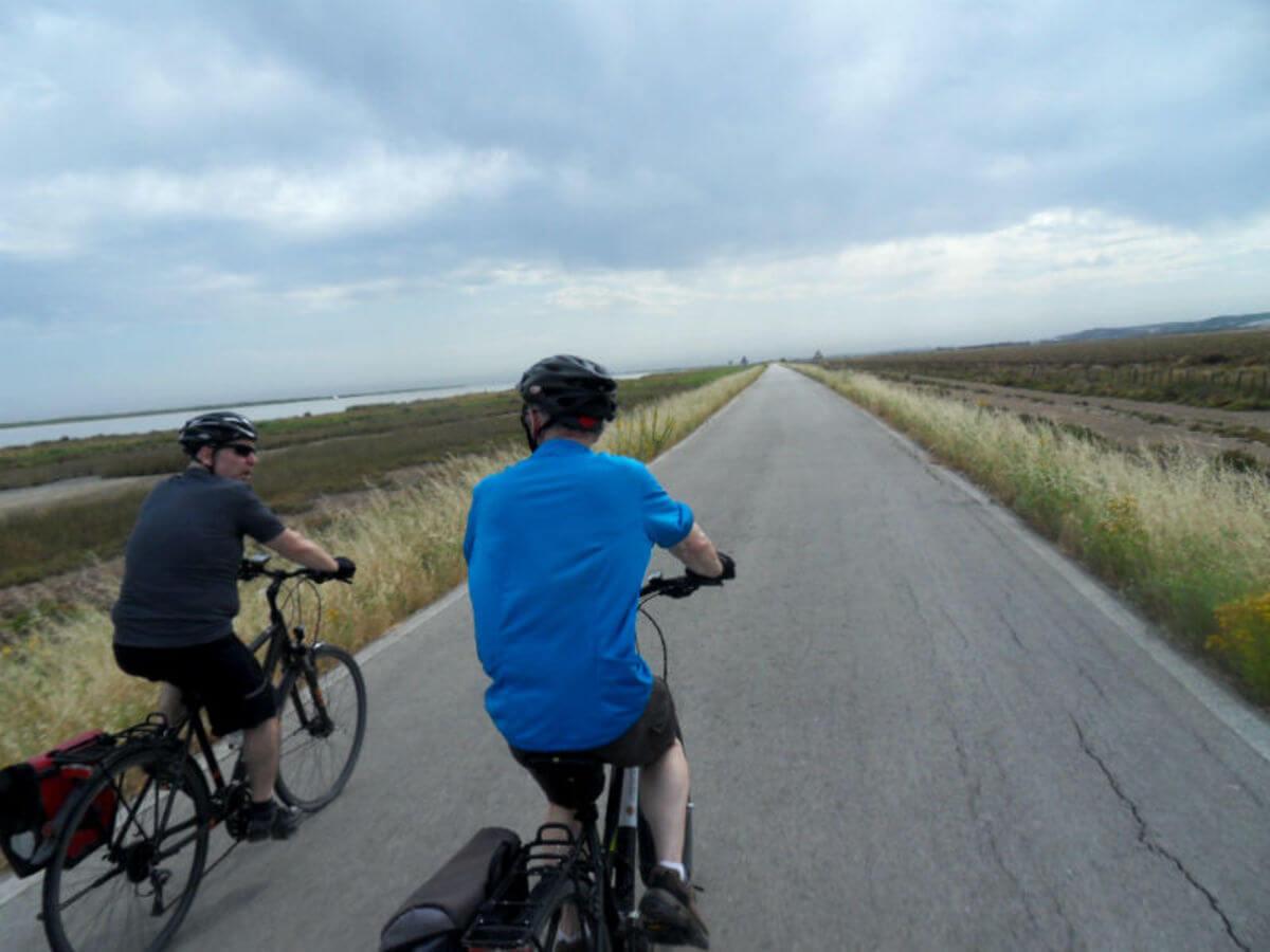 cicloturismo en cadiz andalucia