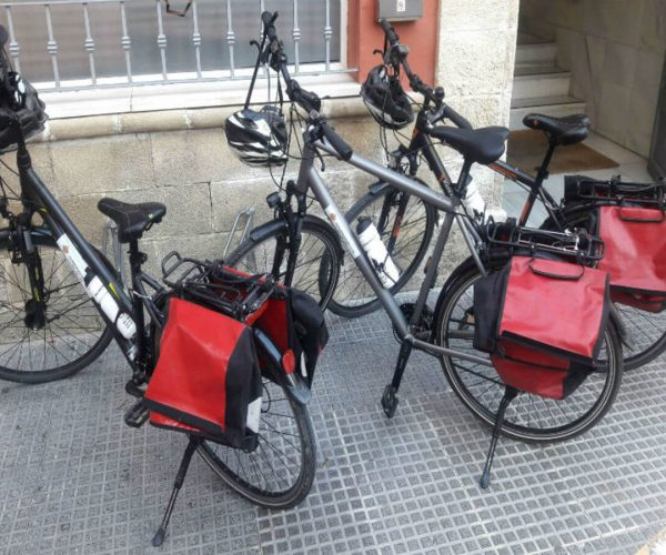 cycle bicycle touring vias verdes